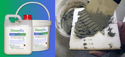 DecorFlex Glue cement-dispersive polystyrene glue [1+3 kg]