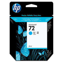 HP 72 G Ink Cartridge 69 ml - Cyan